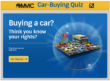 OMVIC Quiz