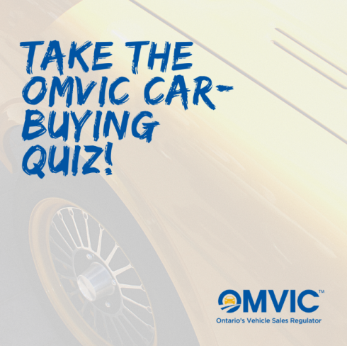 Test Your Car-Buying Knowledge