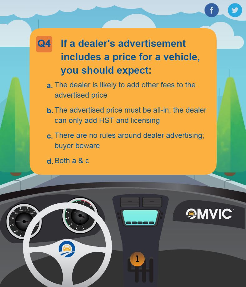 Car Advertising Ontario