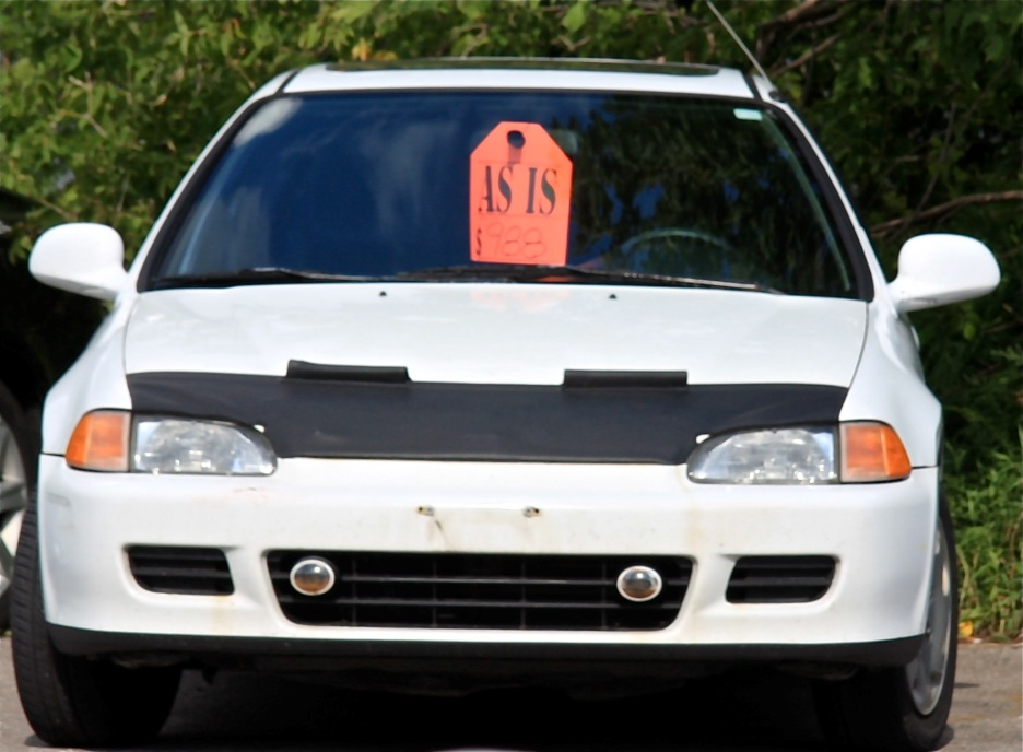 car buying tips omvic car buying blog buying an as is car from