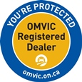 OMVIC Official Decal