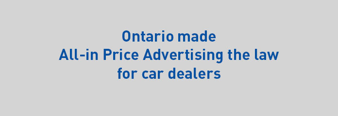 Cost Of Buying Used Car Ontario