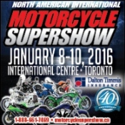 North American International Motorcycle Super Show 2016