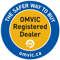 Official OMVIC decal
