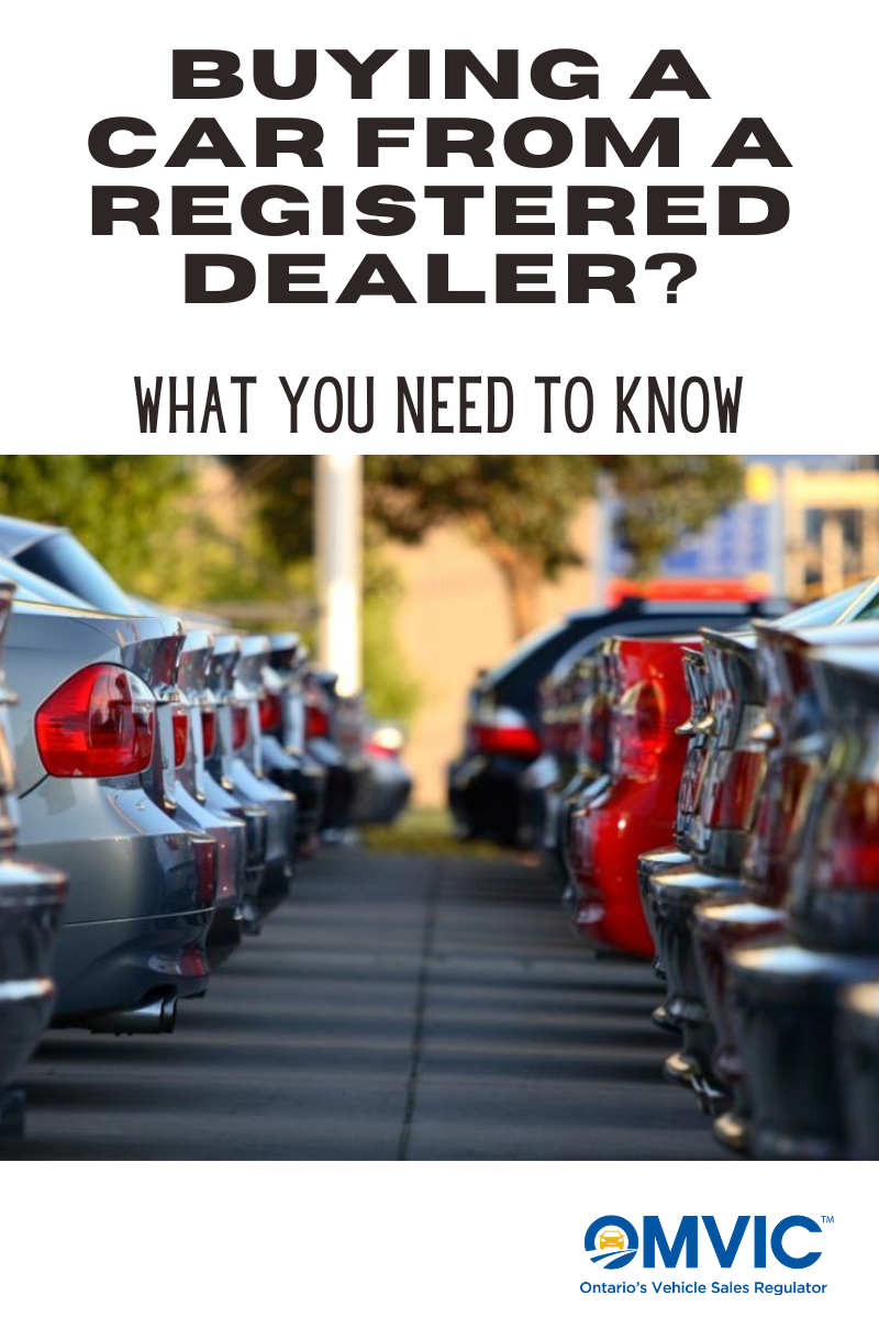 Buying Dealer