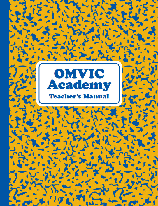 OA Teachers Manual Cover